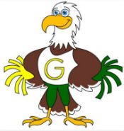picture of eagle mascot